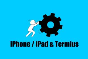 iPhone/iPad苹果用户使用 Termius应用连接并管理搬瓦工VPS教程