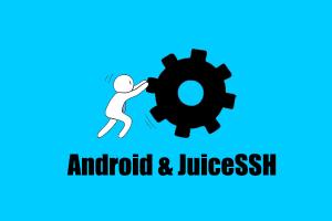 Android安卓用户使用JuiceSSH应用连接并管理搬瓦工VPS教程